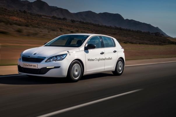 Peugeot 308 fährt 1810 Kilometer mit einer Tankfüllung