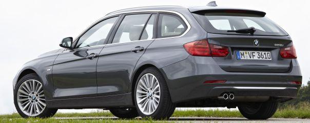 Test des BMW 320d Touring: Geschmeidig ums Eck