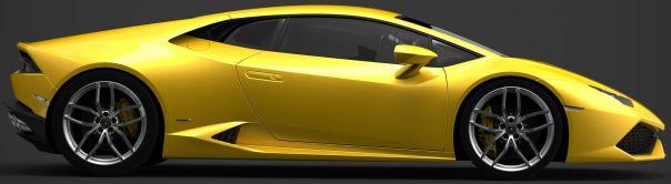 Lamborghini zeigt den Huracán LP 610-4