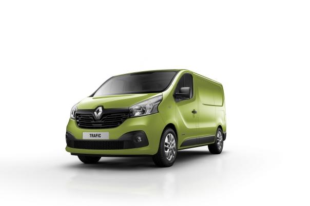 Gestatten: Der neue Renault Trafic