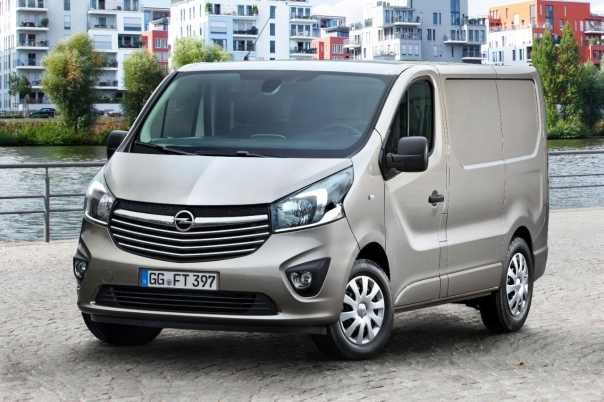 Gestatten: Der neue Opel Vivaro