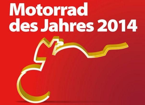 Motorrad des Jahres 2014