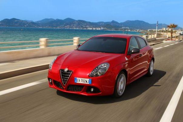 Das Quadrifoglio Verde prangt wieder auf der Alfa Romeo Giulietta