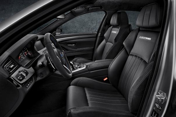 Zum 30. BMW M5-Geburtstag: Viel Power und noch mehr Alcantara