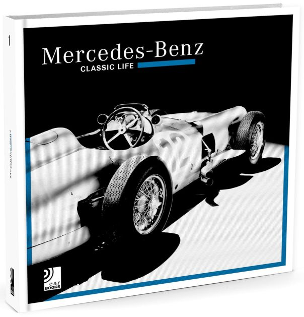 Mercedes-Benz Classic Life #1 - ein Autobuch auch für die Ohren