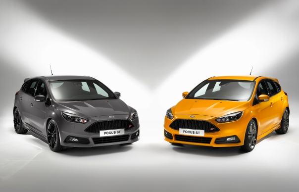 Frd Focus ST debütiert in Goodwood