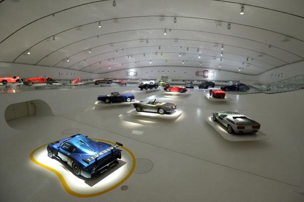 Maserati Jubiläumsjahr mit einzigartiger Ausstellung in Modena