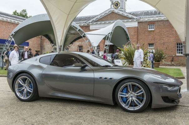 Maserati feiert 100. Geburtstag in Goodwood