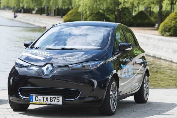 AMI: Elektropendler testen Renault ZOE