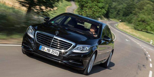 Mercedes-Benz S 500 PLUG-IN HYBRID (W 222) 2013, Lack: Magnetitschwarz metallic