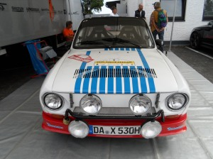 Skoda 130 RS Foto: Huber
