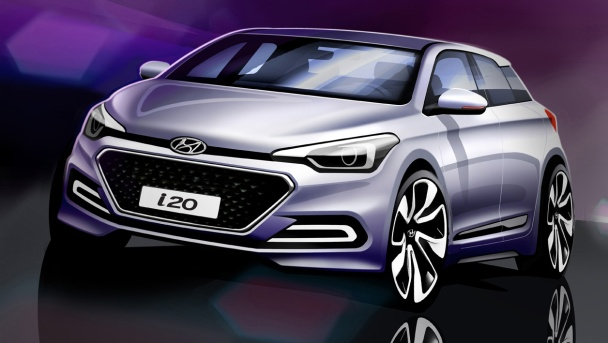 72ppi_New Generation i20 Rendering_Front