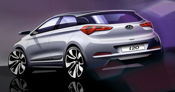 72ppi_New Generation i20 Rendering_Rear