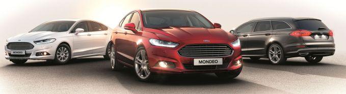 OrderbŸcher ab sofort gešffnet: Der hochmoderne neue Ford Mondeo geht ab 27.150 Euro an den Start