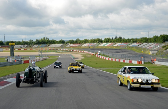 Opel Oldtimer Grand Prix