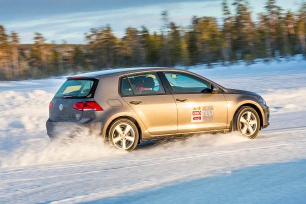 GTÜ-Winterreifentest 2014