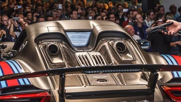 Porsche-Sound 918 Spyder