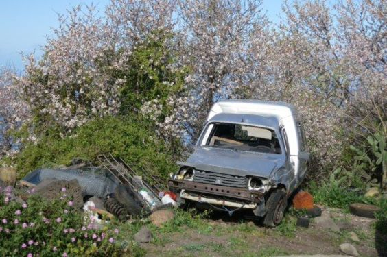 Schrott-Renault