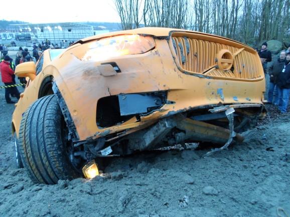Volvo XC90 Crashtest
