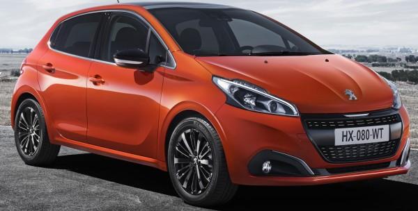 Peugeot 208/2015