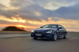 Das neue BMW 6er Coupé.