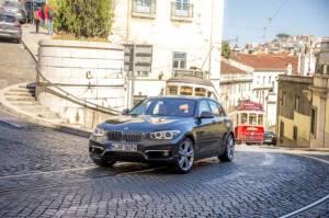 Der neue BMW 1er in der Urban Line.