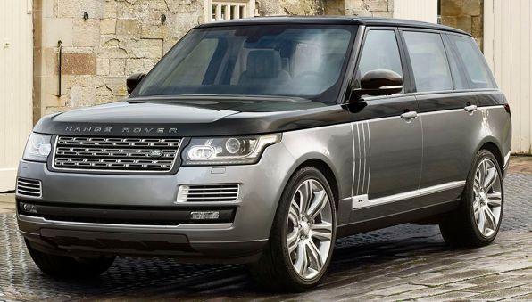 Range Rover 5.0 V8 Supercharged SVAutobiography LWB
