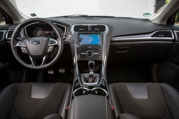 Ford Mondeo Interieur 2