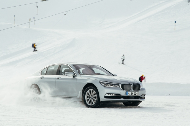 BMW Driving Experience Sölden