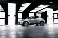Toyota C-HR. Foto: Toyota