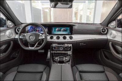 Mercedes-AMG E 43 4Matic. Foto: Daimler