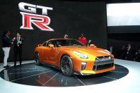 Nissan GT-R Foto: R. Huber