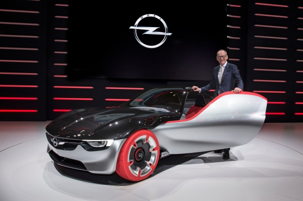 Opel at the Geneva Motor Show