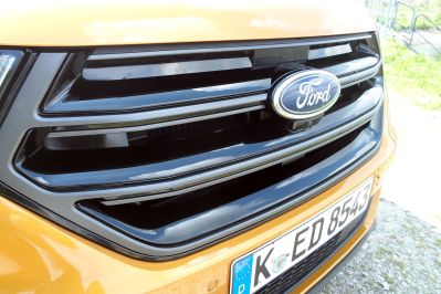 Ford Edge Foto: R. Huber