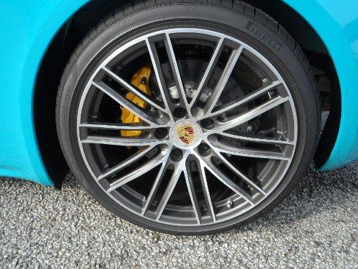 Porsche 718 Cayman 2017 Foto: R. Huber