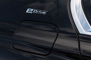 BMW 7er Plug-in-Hybrid. Foto: BMW
