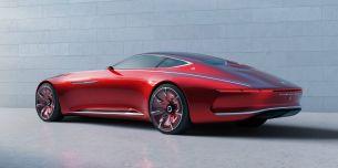 Vision Mercedes-Maybach 6. Foto: Daimler