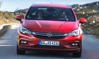 Opel Astra Sports Tourer Foto: GM
