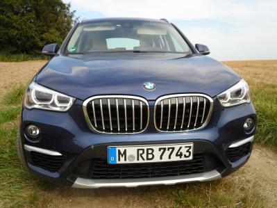 BMW X1 Foto: Rudolf Huber