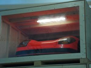 Porsche Depot Foto: R. Huber