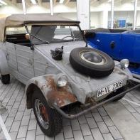 Depot des Porsche-Museums. Foto: Rudolf Huber