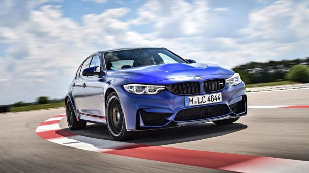 BMW M3 CS, Foto: BMW