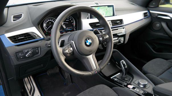 BMW X2 Foto: R. Huber
