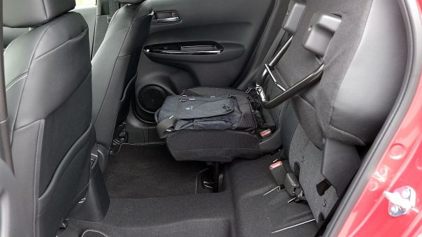 Honda Jazz 2020 Magic Seats