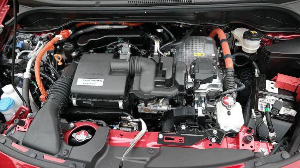 Honda Jazz 2020 Antrieb